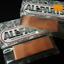 ALLPARTS 10 Feet Copper Self-Stick Guitar Bass Cavity Shielding Tape EP 0499-000