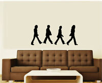 The Beatles Abbey Road #2 Vinyl Wall Decal Graphic Sticker (Large) - 3 Sizes