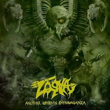 "Losna ""Another Ophidian Extravaganza"" CD [FEMALE FRONTED BRAZILIAN THRASH/DEATH]"