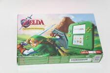 NINTENDO 2DS LEGEND OF ZELDA OCARINA OF TIME 3D EDITION CONSOLE NEW