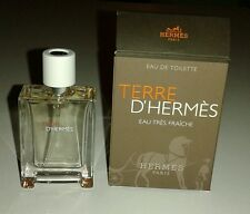 Terre D'hermes Eau Tres Fraiche by Hermes EDT Spray .42 oz / 12.5 ml