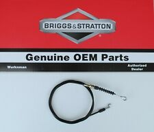 Genuine OEM Briggs and Stratton 761775MA Chute Deflector Cable