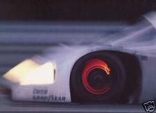 Le Mans 1991 Mercedes C11 Gloss Photograph