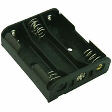 PCB Mounting Battery Holder 3xAAA