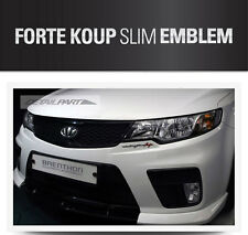 The Driving Force Slim Point Emblem (Fits: KIA Forte Koup)
