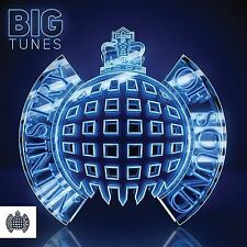 BIG TUNES - MINISTRY OF SOUND 3 CD SET (June 16th 2017)