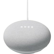 Google Nest Mini (2nd Generation) Smart Speaker - Chalk New and Sealed