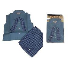 1950s Tee /& Corduroy Set NOS Size 3t4t