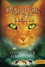 WARRIOR CATS 1 / Band 6: STUNDE DER FINSTERNIS ° Taschenbuch ►►► ungelesen °