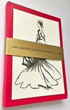 METROPOLITAN MUSEUM OF MODERN ART FASHION NOTEBOOK CHARLES JAMES