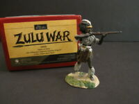 W.BRITAINS Zulu War iNdluyengwe Rdt Standing Fire #1 Mint + Box 2008