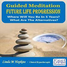 Guided Meditation CD Future Life Progression CD Meditation Relax CD Future CD