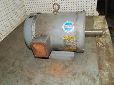 Baldor M3710T Motor 7.5Hp 1725RPM 3Phase 213T frame 208-230/460Volt