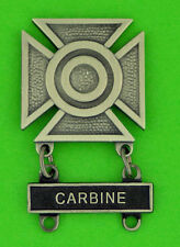 Army Sharpshooter Marksmanship Badge CARBINE Qualification Attachment Bar