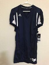 Adidas Football Practice Jersey Men's Size M L Xl Royal Blue Nwt Stock Jersey