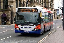Centrebus No.786 Bradford Nov 2012 Bus Photo