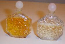 Vtg Jean-Charles Brosseau Paris Ombre Rose Perfume 2x 0.16oz 5ml Made in France