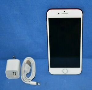 Apple iPhone 7 (PRODUCT) RED - 128GB - (ATT) A1660