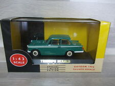 Corgi Vanguards 1/43 - Triumph Herald-Special lim ed