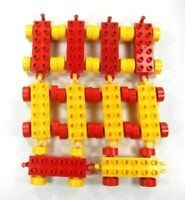 Lego Duplo Train Bases (10) Various Colors