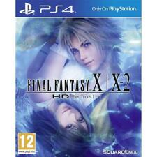 Final Fantasy X / X-2 Remaster- PS4 neuf sous blister VF