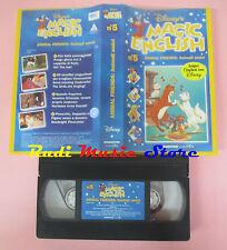 film VHS MAGIC ENGLISH DISNEY'S VOL. 5 Animali amici animal friends(F14)*no dvd