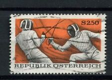 Austria 1974 SG#1709 Sports, Fencing Used #A20520