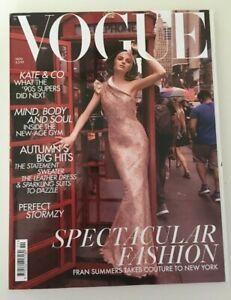 Vogue Magazine November 2018 (280) Fran Summers