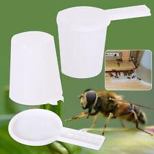 1 Pieza Apicultura Entrada De Miel Agua Bebedero Cuenco Bee Alimentador