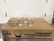 Libbey 2392 Perception 9 oz Rocks Glass - 24 / CS, Clear