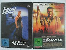 Jean Claude van Damme Sammlung - Leon & Der Legionär - Fremdenlegion Power Paket