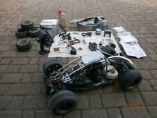 REELY Carbonfighter 3 Allrad 4WD 102 Oktan 1:6 Sport Luftansaugung Rc Benziner *