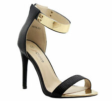 Women's Strappy, Ankle Straps Heels