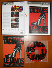 Tacones lejanos [DVD] EL PAÍS, Pedro Almodóvar, Victoria Abril, Marisa Paredes