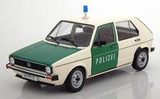 1:18 Solido VW Golf MK1 Polizei 1974-1978