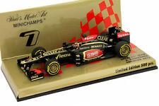 Minichamps 1:43 Lotus Renault E21 - Kimi Raikkonen - Showcar 2013 - New