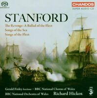 C.V. Stanford - Stanford: Orchestral Songs [CD]