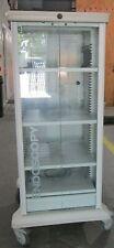 Stryker Standard Endoscopy Medical Equipment Cart Withglass Doors Mod 240 099 011