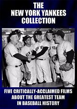 THE NY YANKEES 5 DVD Collection. Sold by films' creators.