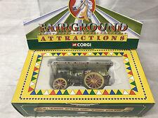 Limited Edition Corgi Fairground Attractions Garratt Showmans Tractor CC20303