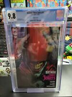 Batman Three Jokers #1 Variant D Cover CGC 9.8  FREE SHIPPING!