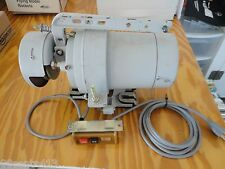Atlas 12 Hp 1 Phase 4 Pole Industrial Sewing Clutch Motor With Switch Amp Mount