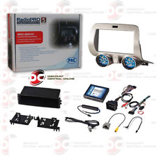 PAC RPK5-GM4101 CAR INTEGRATED INSTALL KIT FOR SELECT 2010-2015 CHEVROLET CAMARO