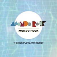 MONDO ROCK (2 CD) THE COMPLETE ANTHOLOGY D/Remaster CD ~ BEST OF HITS *NEW*