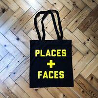 Places + Faces x Selfridges Tote Bag Plus Canvas Supreme Condition M+Rc Noir 0c74b8922409e