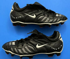 Nike Zoom Air T90 Soccer Cleats Black/White Size US13 Rare 2000