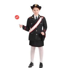 Bambini Ragazzi Ragazze 5-7 anni polizia Costume da far finta di BEE