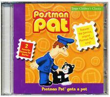 Postman Pat gets a pet  CD  2 favourite stories (incl original Postman Pat song)