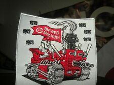 CINCINNATI REDS 1970-79  Big Red machine patch -