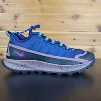 Nike ACG Air Nasu Shoes Blue Void Vivid Purple CV1779-400 Men's Shoes Sz 8.5